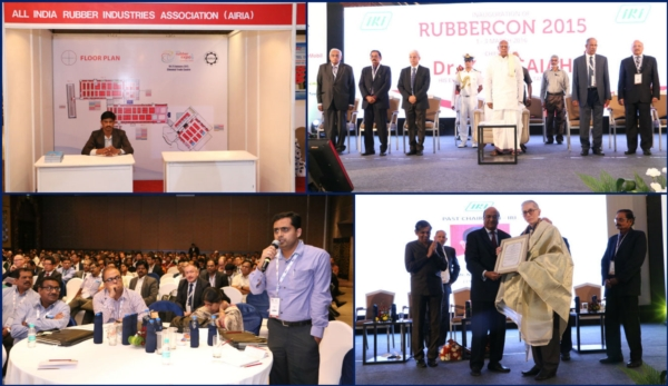 AIRIA's participation at Rubbercon'15