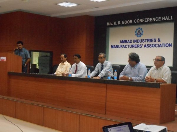"AIRIA – WR ORGANIZES ""SHARPEN YOUR SKILLS –  INTERACTIVE SESSION  ON NBR  AND  RUBBER MOLD TECHNOLOGY"" AT NASHIK ON 27th NOVEMBER, 2015"